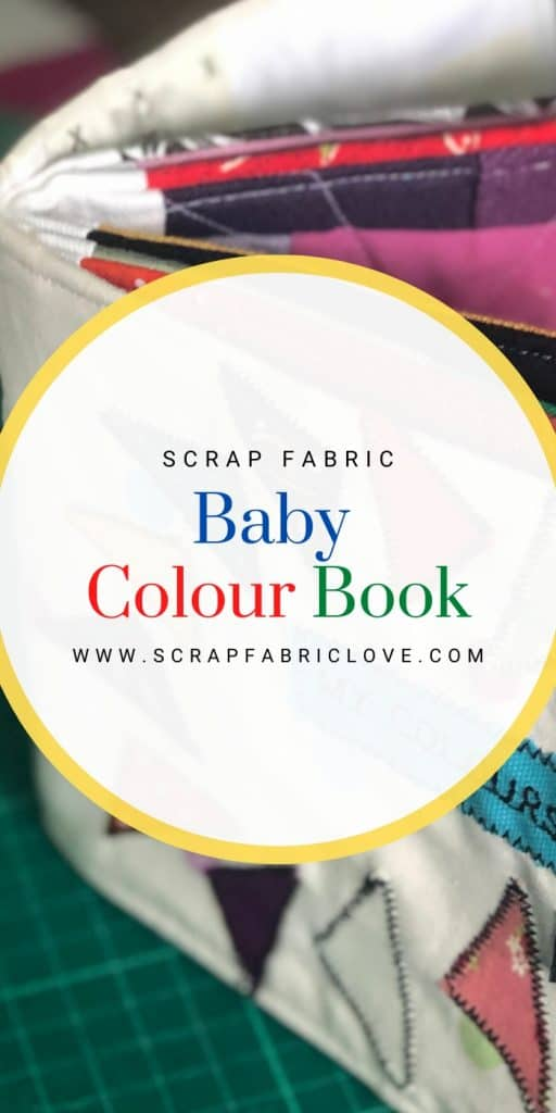 diy baby colour book