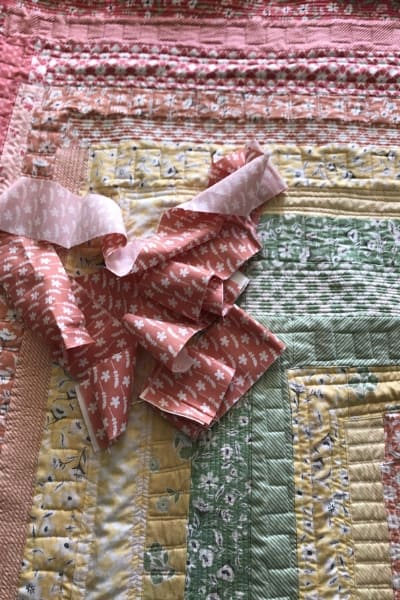 quilt binding strips