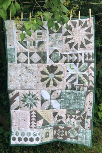 learner's quilt sampler
