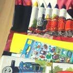 kids art portfolio