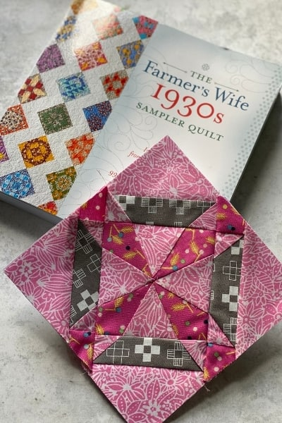 farmer's wife quilt book