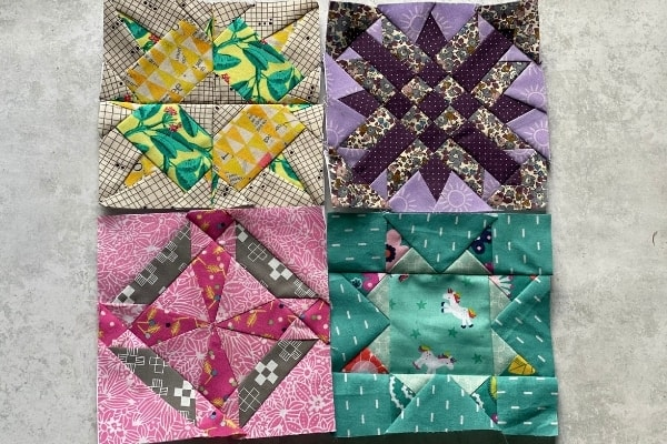 first farmer's wife quilt blocks
