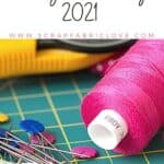 sewing for charity 2021