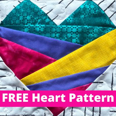 Free FPP Heart Pattern