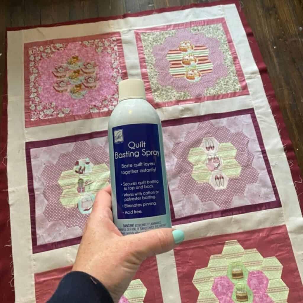 fleece for quilt backing