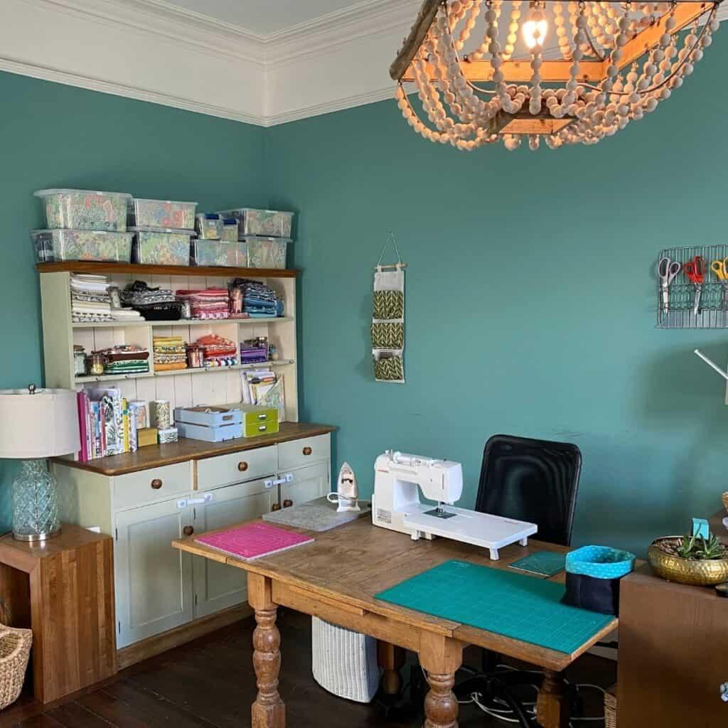 sewing room organizations