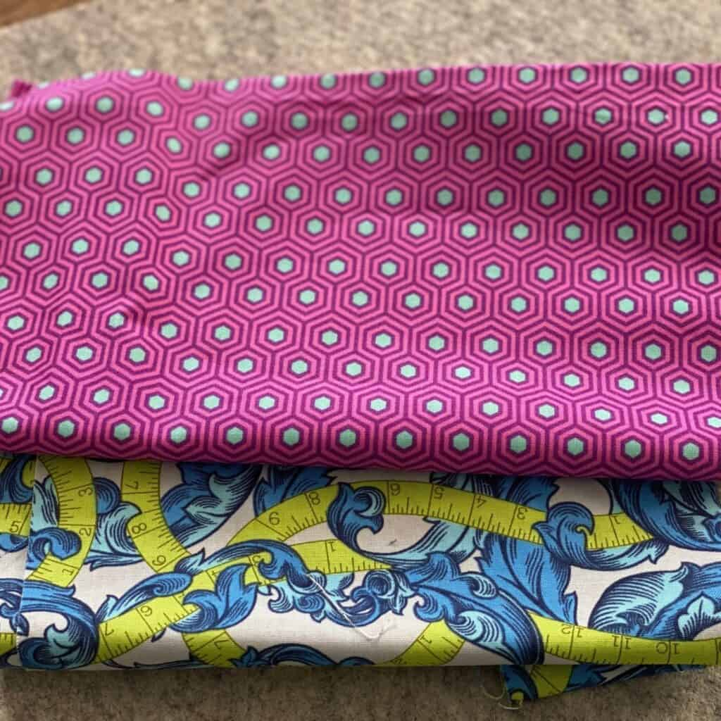 cheap fabric for quilting - tula pink
