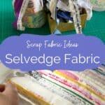 how to make selvedge fabric