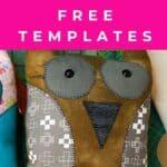 free owl templates